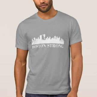 Camiseta fuerte del orgullo de Boston