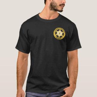 Camiseta FUGITIVA del AGENTE de la RECUPERACIÓN