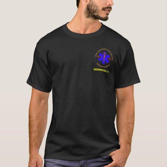 Camiseta FUNASO negro