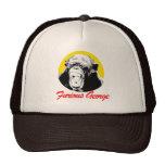 Camiseta furiosa de George Gorras De Camionero