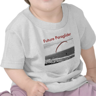 Camiseta futura del ala flexible