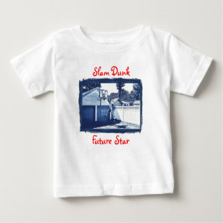 Camiseta futura del bebé de la estrella de la