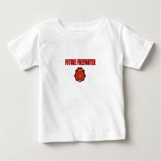 Camiseta futura del bombero remeras