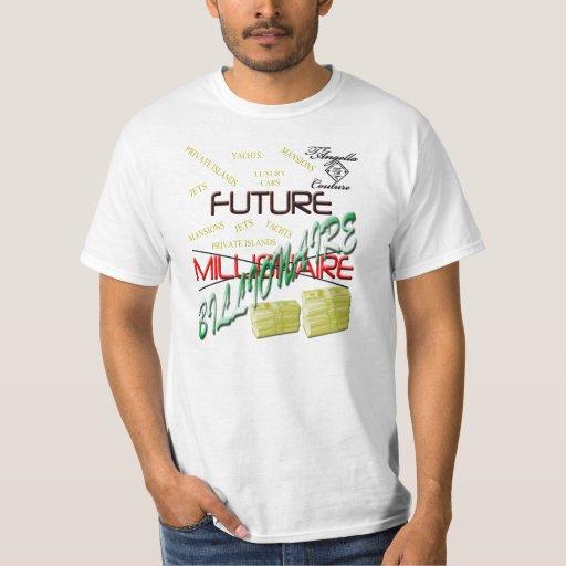 Camiseta futura del multimillonario remeras