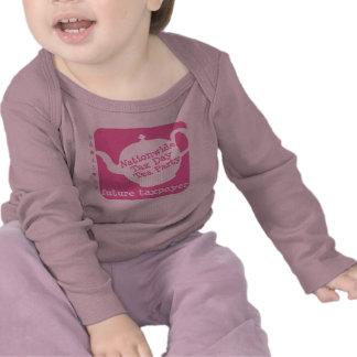 Camiseta futura del niño del contribuyente