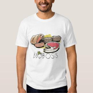 Camiseta Gastro - BBQBOSS Camisas