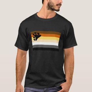Camiseta gay del amante del oso