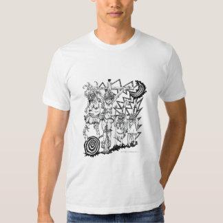 Camiseta Gekreuzigt Playeras