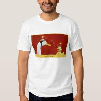 """Camiseta """"genios de las ampollas… """" playera"""