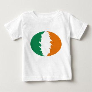 Camiseta Gnarly de la bandera de Irlanda
