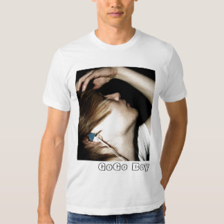 Camiseta GoGo de los golpes del muchacho Playera