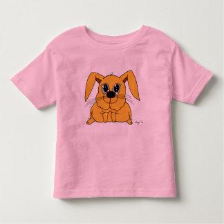 Camiseta gorda linda del campanero de los niños