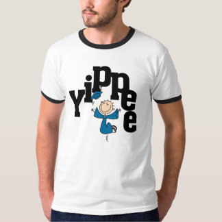 Camiseta graduada de Yippee