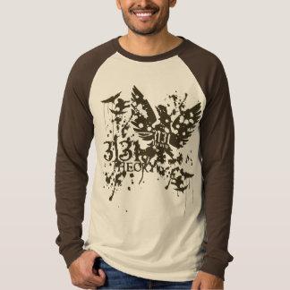 camiseta gráfica 3131Splatter Polera