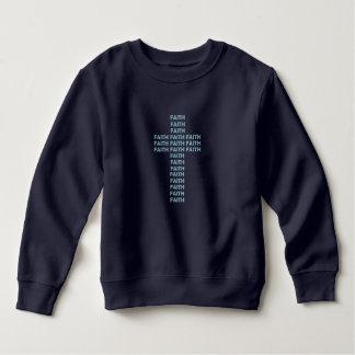 Camiseta gráfica CRUZADA inspirada FE Poleras