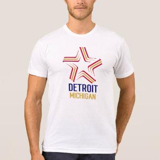 Camiseta GRÁFICA de la estrella de DETROIT Playera