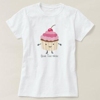 Camiseta gráfica de la magdalena de la magdalena