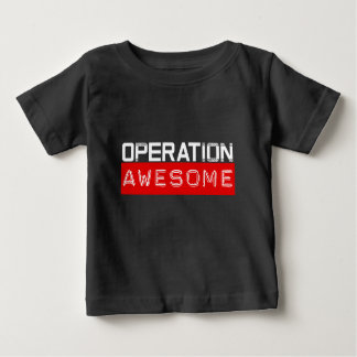 Camiseta gráfica IMPRESIONANTE de la OPERACIÓN