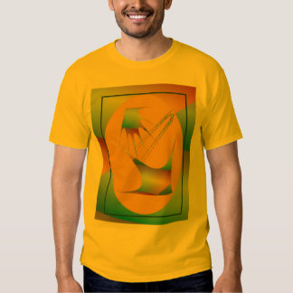 Camiseta gráfica poleras