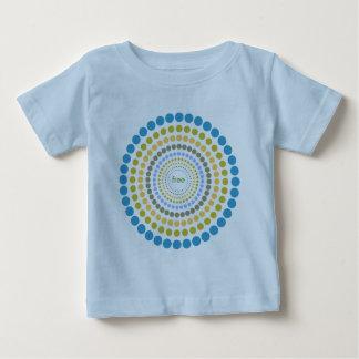 "Camiseta gráfica ""radial"""