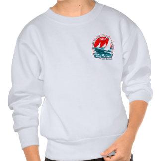 Camiseta grande de los niños del interior 2010 suéter