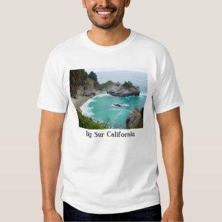 Camiseta grande de Sur California Playeras