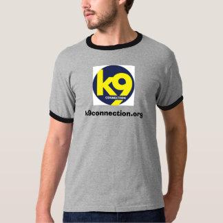 Camiseta grande del campanero del logotipo playeras