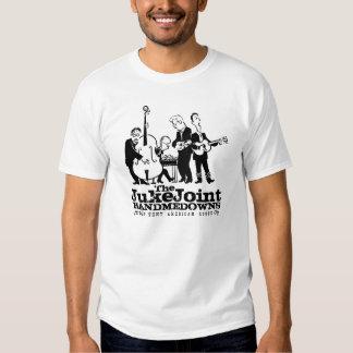 Camiseta grande del dibujo animado de los playera