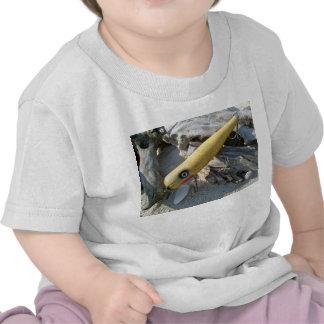 Camiseta grande del niño del bebé del señuelo del