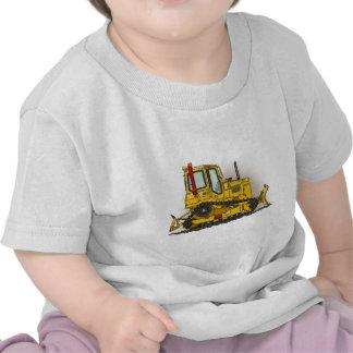 Camiseta grande del niño del dormilón de la