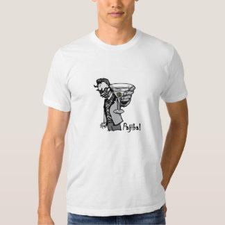 Camiseta grande del zombi de Pajiba Polera