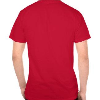 Camiseta grande para hombre de la piña de