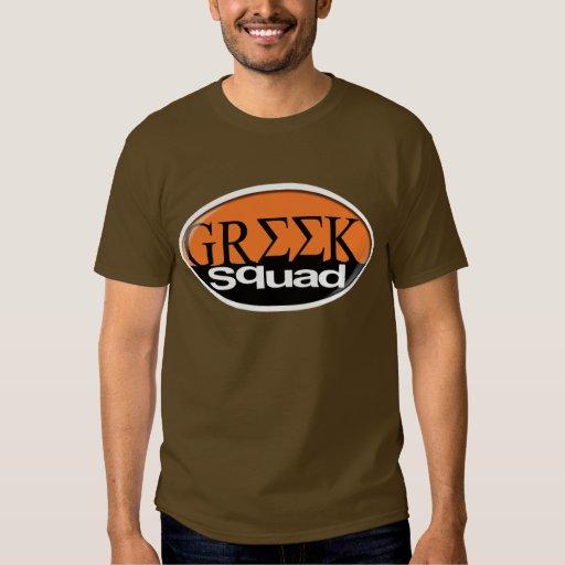 camiseta griega playeras