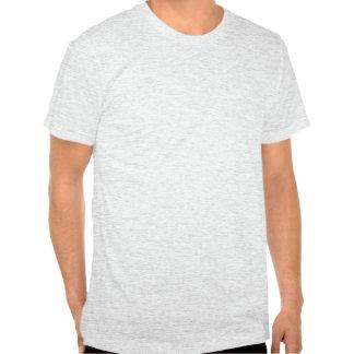 Camiseta gris de CoachUp por American Apparel Playera