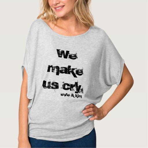 Camiseta gris de la yogui de Flowy Playeras