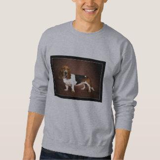 Camiseta gris del Milo Suéter