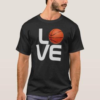 Camiseta gris negra del deporte del juego de