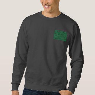 Camiseta gris oscuro de ICHS Sudadera Con Capucha