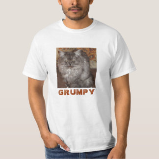 Camiseta GRUÑONA del gato