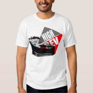 Camiseta GTR del logotipo de la hora Camisas