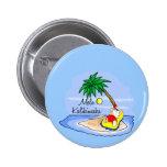 Camiseta hawaiana 5 de Navidad del baño de Sun San Pin