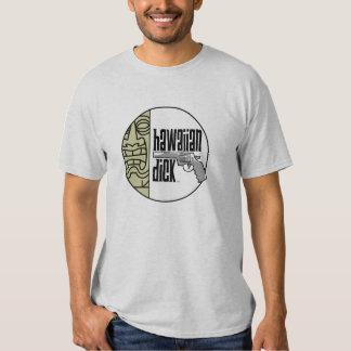 Camiseta hawaiana de Dick Polera