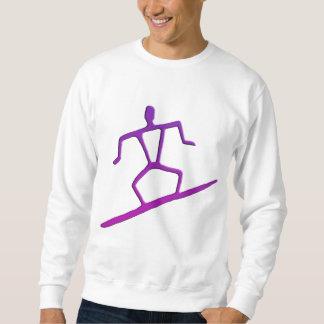 Camiseta hawaiana del petroglifo de la persona que