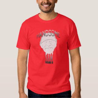 Camiseta hermosa de la cara del fantasma de Sam Remera