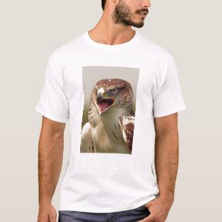 Camiseta hermosa del adulto del halcón de Lanner