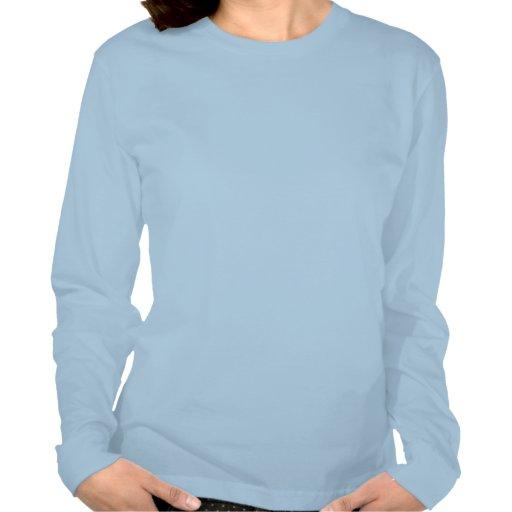 Camiseta hermosa (manga larga)