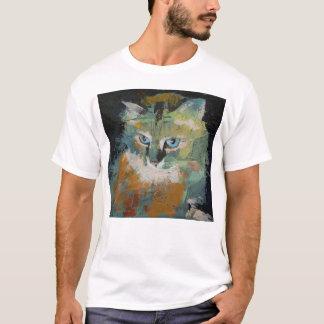 Camiseta Himalayan del gato