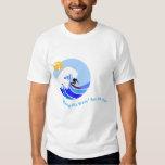 Camiseta (hombres): Básico, onda de MLML 50.o Poleras