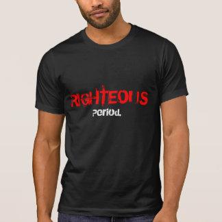 Camiseta honrada del período