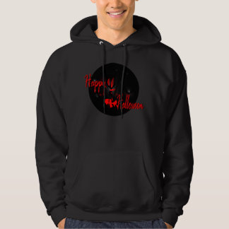 camiseta hoodied básica del feliz Halloween